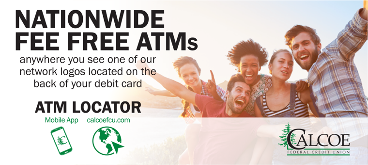 Debit Cards and Fee Free ATMs