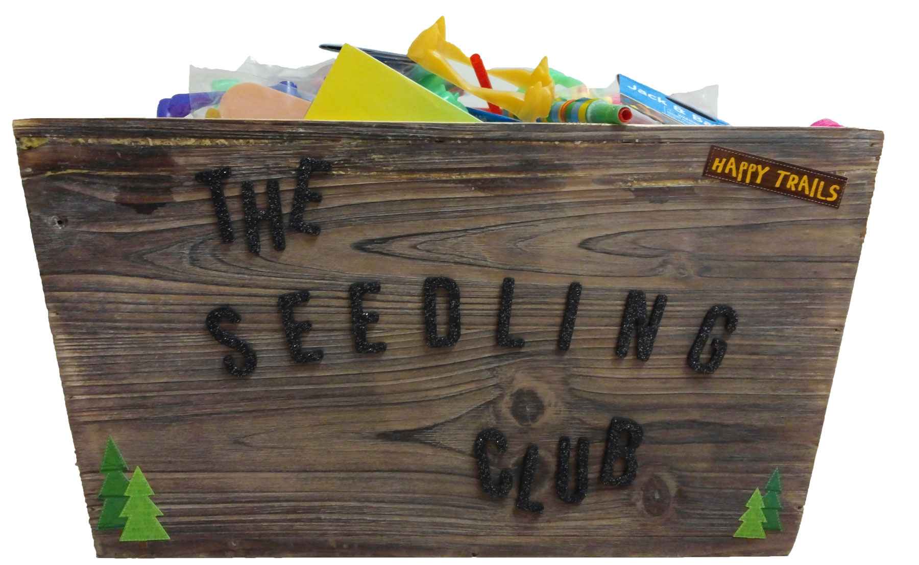 Seedling Club Toy Box